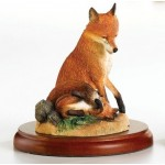 FIGURINE RENARDS