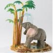 FIGURINE ELEPHANT SUMMER SHOWER