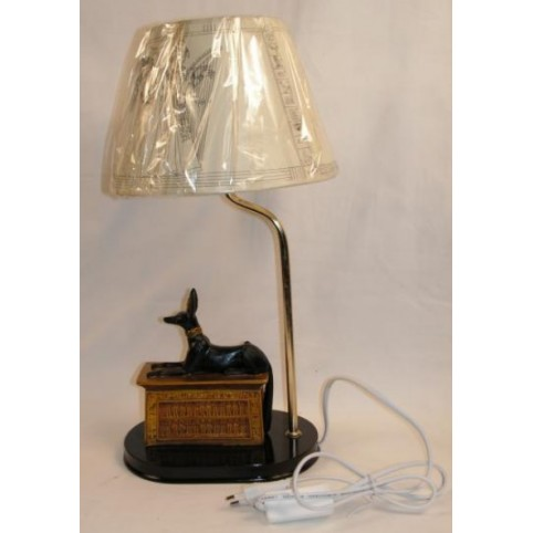 LAMPE ANUBIS
