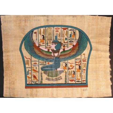 PAPYRUS  ISIS AILE