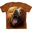 TEE SHIRT ENFANT OURS GRIZZLY