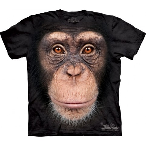 TEE SHIRT CHIMPANZE