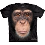 TEE SHIRT ENFANT CHIMPANZE