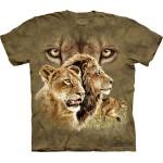 TEE SHIRT LIONS TROUVEZ 10 LIONS