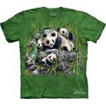 TEE SHIRT PANDAS TROUVEZ 13 PANDAS