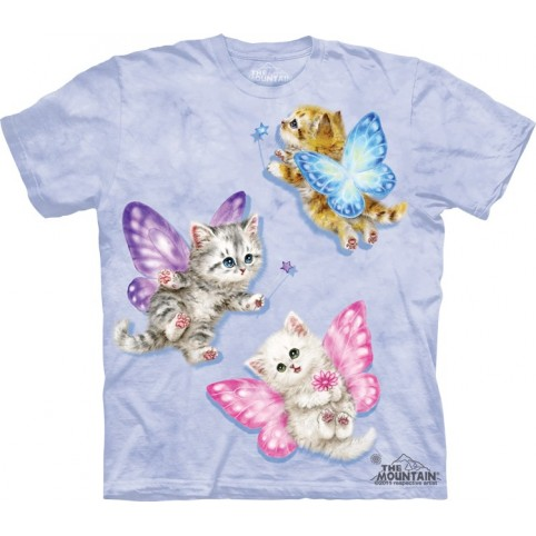 TEE SHIRT ENFANT CHATONS FEES