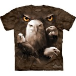 TEE SHIRT ENFANT AIGLES