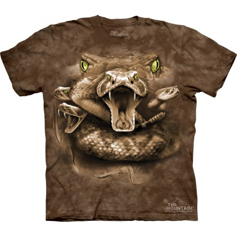 TEE SHIRT ENFANT SERPENTS