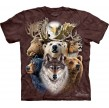 TEE SHIRT ENFANT ANIMAUX DU GRAND NORD