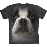 TEE SHIRT ENFANT BOULEDOGUE FRANCAIS