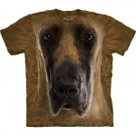 TEE SHIRT ENFANT DOGUE ALLEMAND