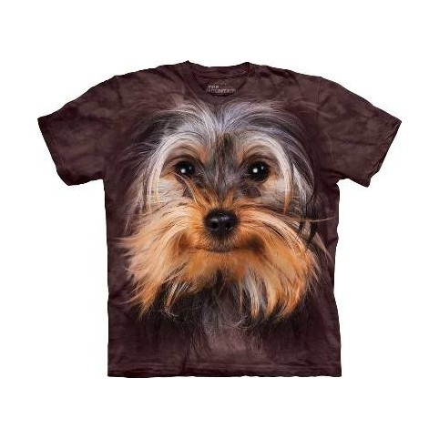 TEE SHIRT ENFANT YORKSHIRE TERRIER