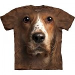 TEE SHIRT ENFANT COCKER SPANIEL