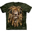 TEE SHIRT ENFANT LION DJ