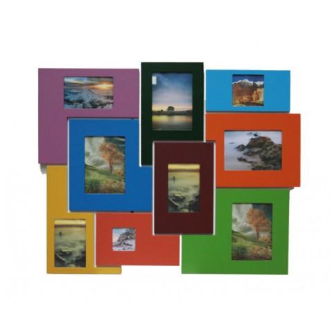 pele mele multicolore 9 photos. Black Bedroom Furniture Sets. Home Design Ideas