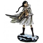 FIGURINE GUERRIERE INUIT