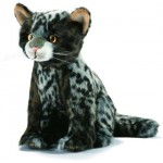 PELUCHE CHATON TIGRE ASSIS
