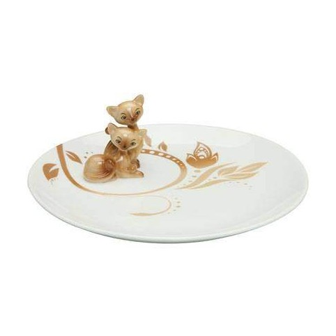 ASSIETTE SIAM KITTY