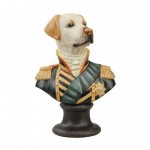 FIGURINE LE MARQUIS DE RETRIEVER