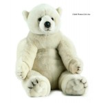 PELUCHE OURS POLAIRE ASSIS