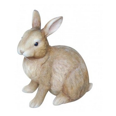 STATUETTE LAPIN ASSIS