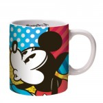 MUG MICKEY ET MINNIE- BRITTO