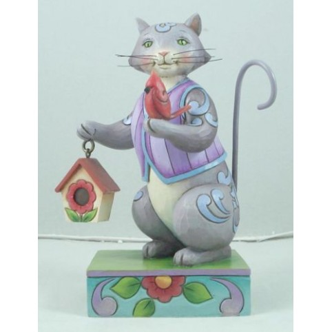 FIGURINE CHAT - HEARTWOOD CREEK