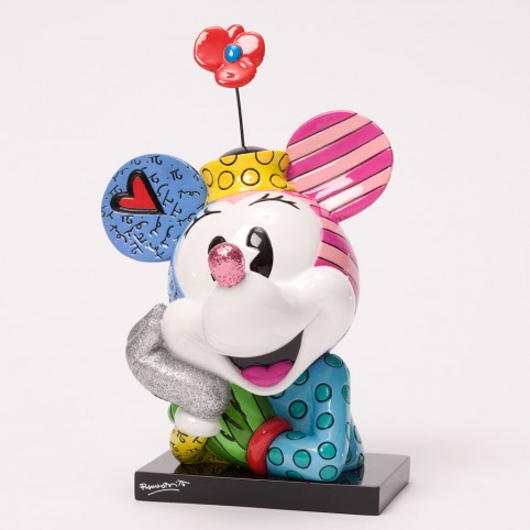 FIGURINE BUSTE MINNIE