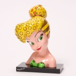 FIGURINE BUSTE FEE CLOCHETTE