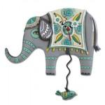 HORLOGE ELEPHANT INDIEN
