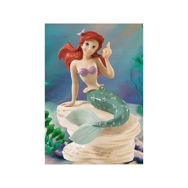"""figurine décorative """"Ariel"""" la petite siréne : Accessoires de maison par"""