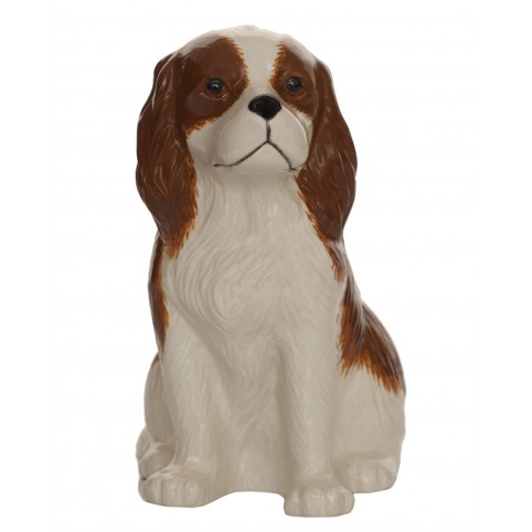 TIRELIRE CAVALIER KING CHARLES
