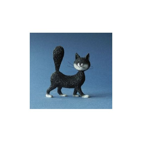 FIGURINE CHAT MIGNONETTE