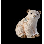 FIGURINE BEBE OURS POLAIRE