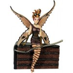 FIGURINE FEE GATEAU AU CHOCOLAT ANNE STOKES
