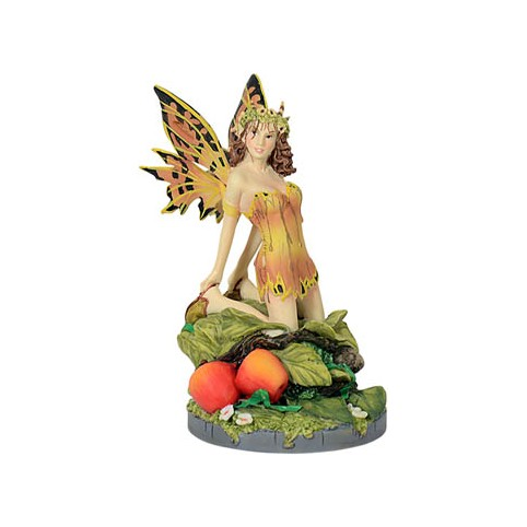 FIGURINE FEE SUR FRUITS