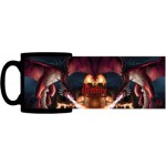 MUG DRAGON INCINERATION