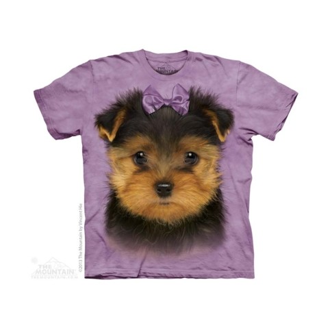 TEE SHIRT YORKSHIRE TERRIER BEBE