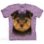 TEE SHIRT ENFANT YORKSHIRE TERRIER BEBE
