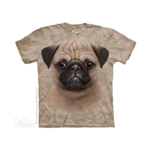 TEE SHIRT CHIOT CARLIN