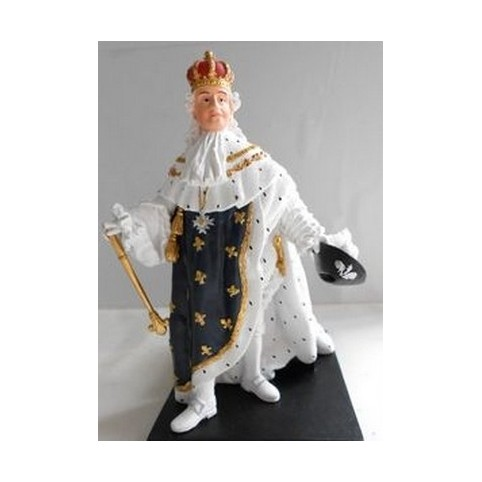 FIGURINE LOUIS XVI