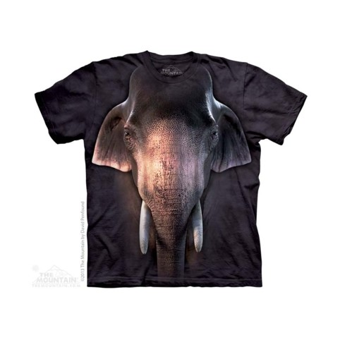 TEE SHIRT ELEPHANT ASIATIQUE