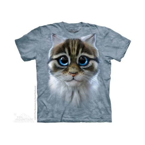TEE SHIRT ENFANT CHAT
