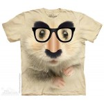 TEE SHIRT HAMSTER MYSTERIEUX