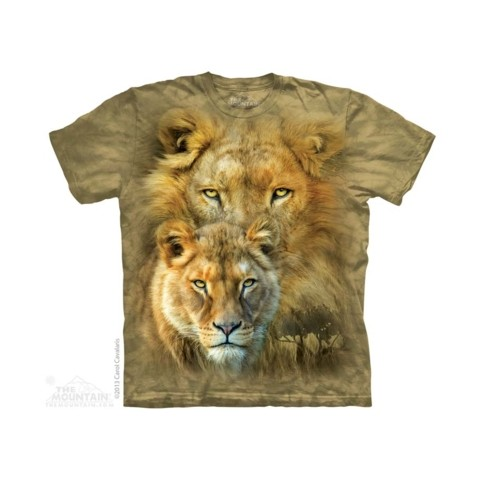 TEE SHIRT ROI DE LA JUNGLE