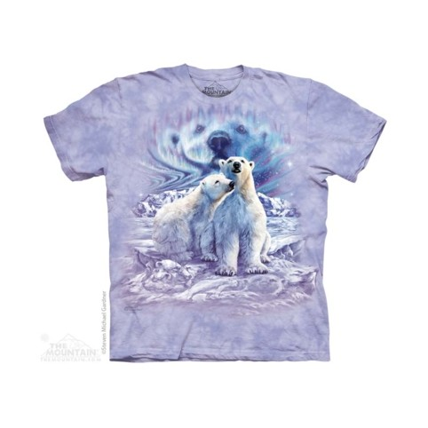 TEE SHIRT TROUVEZ 10 OURS POLAIRES