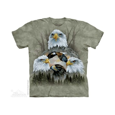 TEE SHIRT 5 AIGLES