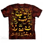 TEE SHIRT ENFANT HALLOWEEN
