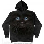 SWEAT SHIRT CHATON NOIR