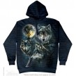 SWEAT SHIRT 3 LOUPS